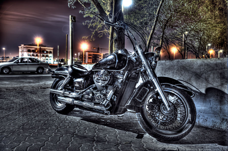 Honda Shadow HDR